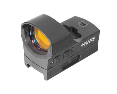 Прицел Hawke Reflex Red Dot Sight ~ Digital Control Large